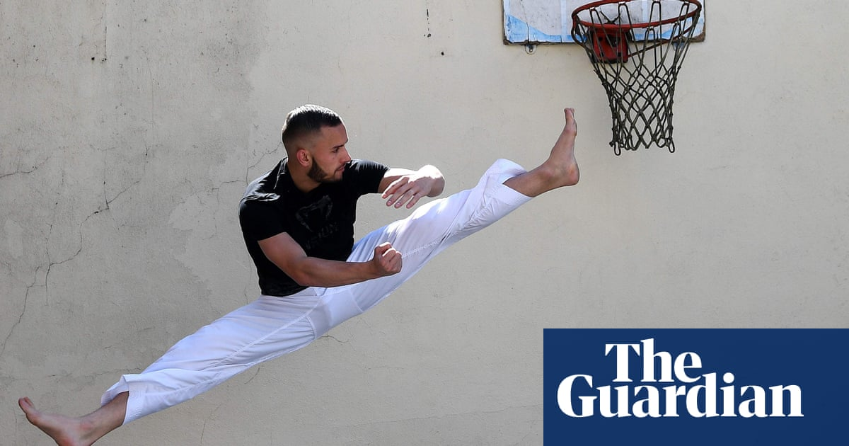 Training for Tokyo: how athletes prepared and how they did – in pictures