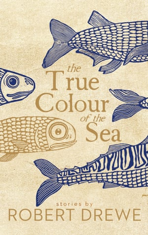 Cover image for The True Colour of the Sea by Robert Drewe