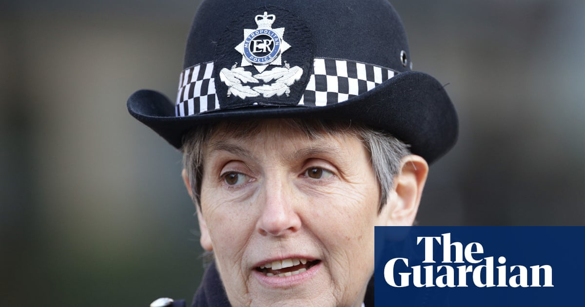 Cressida Dick says there is occasional 'bad 'un' in Metropolitan police