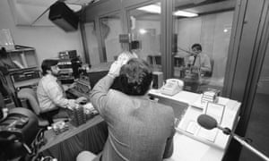 Radio Martí went on the air on 20 May 1985.