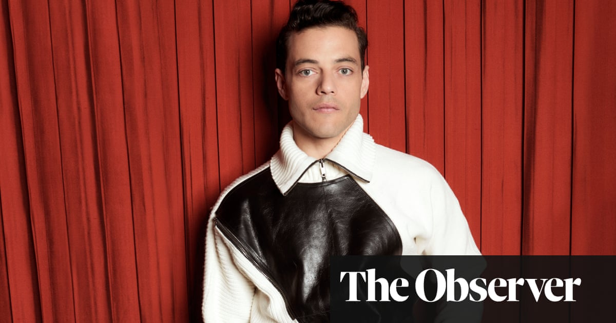 Rami Malek: 'Being offered the part of Freddie Mercury was a gun-to