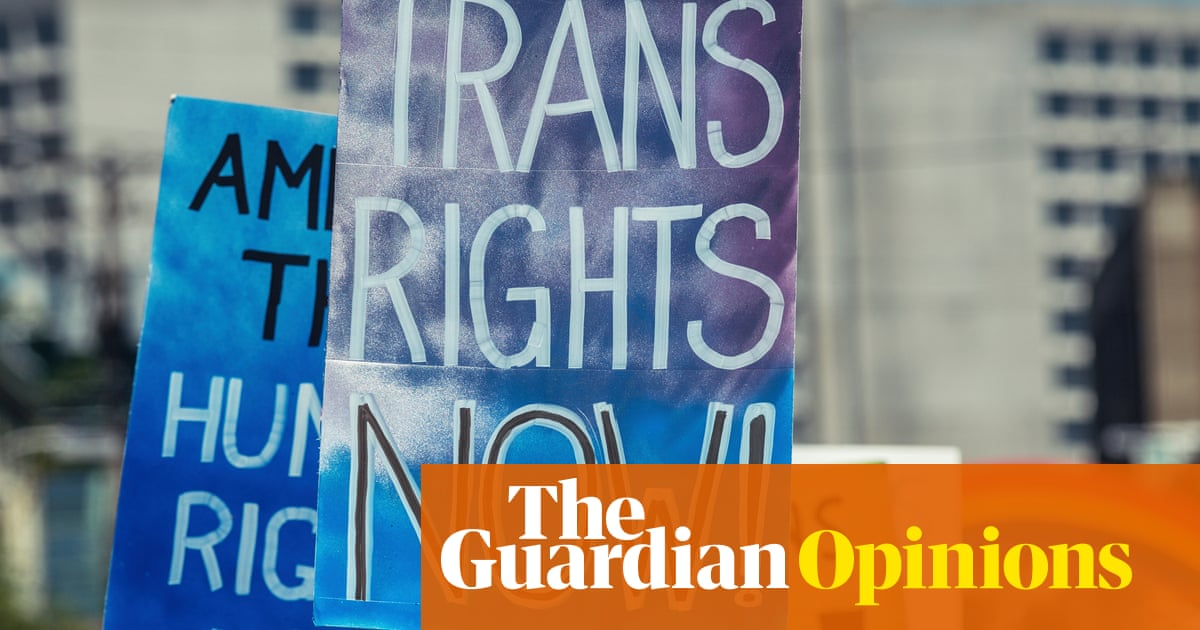 Too many of us young trans people are crying out for help