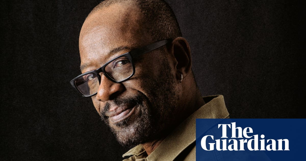 Lennie James: The love of my life? Tottenham. And my wife