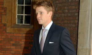 Hugh Grosvenor, the new Duke of Westminster, is 25.