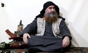 Abu Bakr al-Baghdadi recently appeared on an Isis propaganda video for the first time in five years. Umm Sayyaf helped identify safe houses he used.