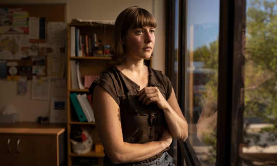 Community lawyer, Sophie Trevitt