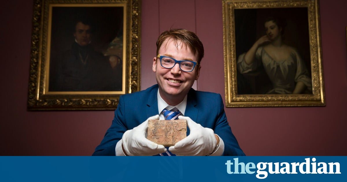 Mathematical secrets of ancient tablet unlocked after nearly a century of study