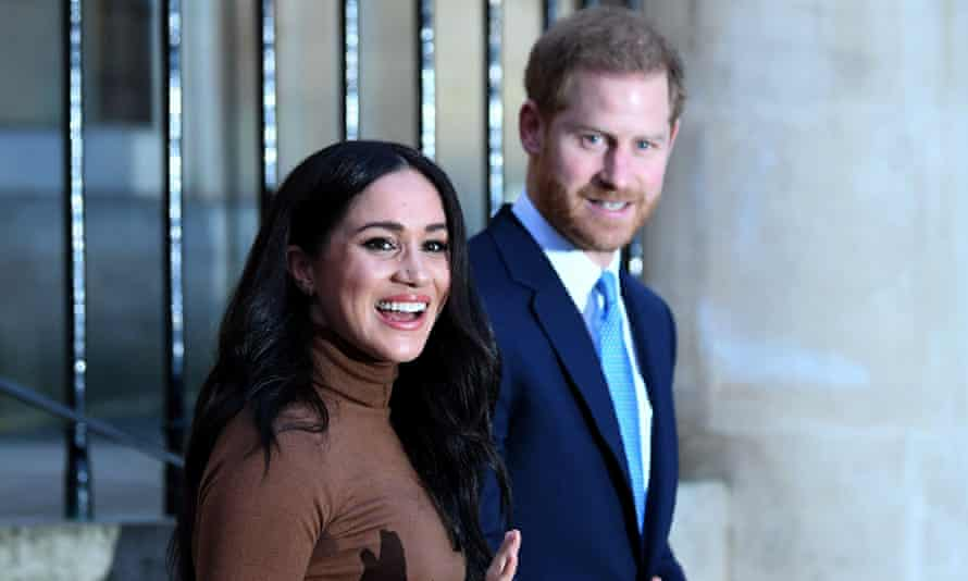 The Duke and Duchess of Sussex recently signed a multimillion-pound deal with Netflix.