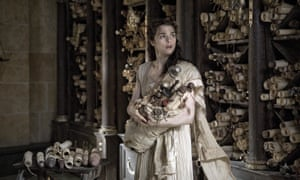 Rachel Weisz as Hypatia in the film Agora.
