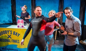 Booby's Bay at Finborough theatre, London