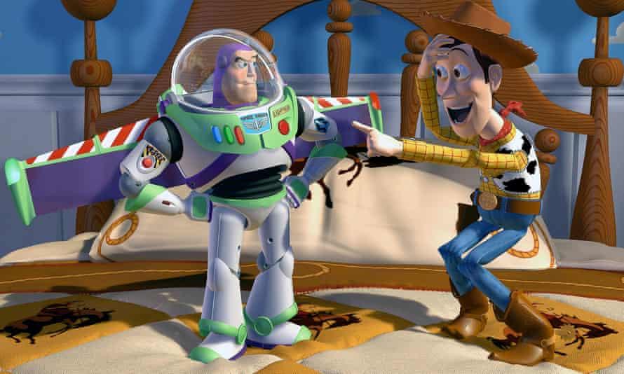 the original Toy Story.
