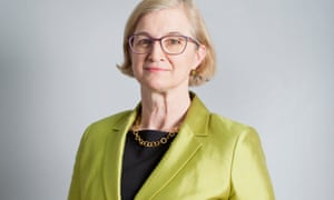 Amanda Spielman, the Ofsted chief inspector of schools.