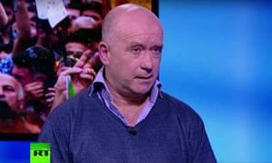 Mark Campbell, one of the organisers of the Stop Turkey's War on the Kurds demonstration, in an RT interview.