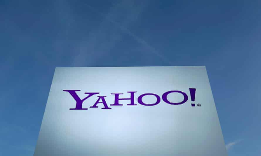 Verizon agreed to buy Yahoo's search engine and web portal back in July.