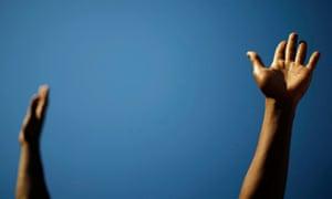 hands up dont shoot focus