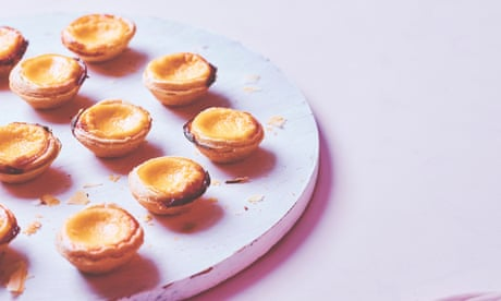 Matt Preston's Hong Kong custard tarts recipe