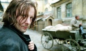 John Simm as Raskolnikov in 2002's Crime and Punishment