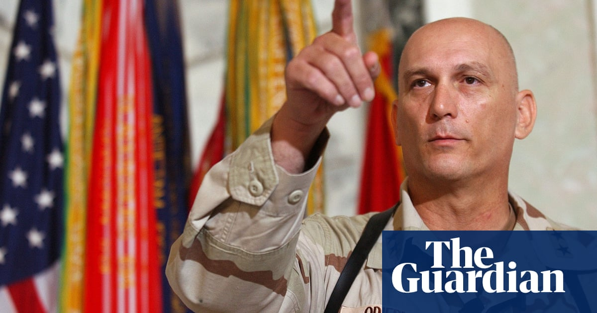 Raymond Odierno, US general who led allied forces in Iraq, dies aged 67