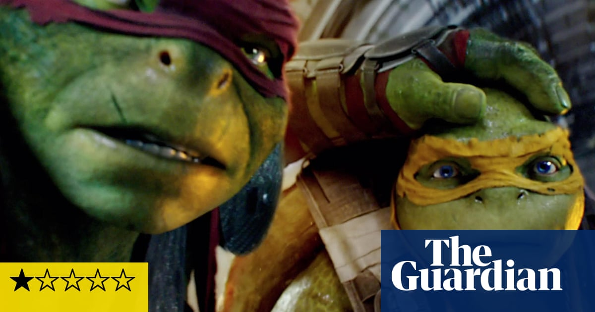 Teenage Mutant Ninja Turtles Out Of The Shadows Review Halfwits In A Halfshell Teenage Mutant Ninja Turtles The Guardian