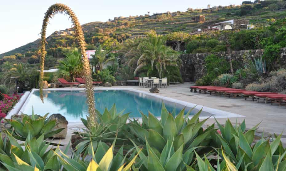 Sawdays: ClubLevanteClub Levante, Pantelleria, Trapani, Sicily, featured in Sawday's Italy collection