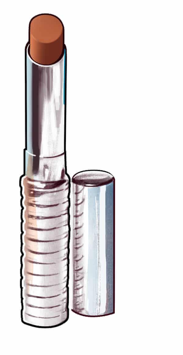 Cherished ... Clinique Superlast Cream Lipstick. Illustration: Cristina Polop