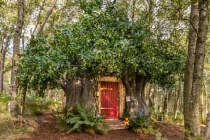 East Sussex, EnglandA Winnie the Pooh inspired house in the Ashdown Forest which is available to book on Airbnb as part of Disney's 95th Anniversary celebrations of the children's character.