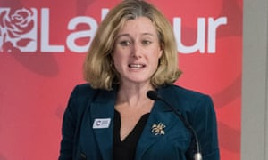 Ruth George, Labour MP for High Peak speaking at the East Midland Labour Party 2019 conference in Nottingham