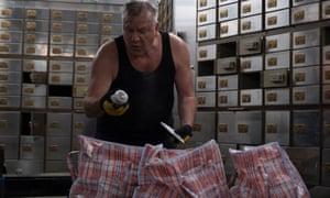 Ray Winstone in King of Thieves