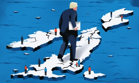 The long Brexit ordeal will finish off the break-up of Britain