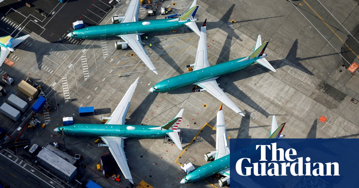 BA parent company reveals plans to buy 200 Boeing 737 Max jets