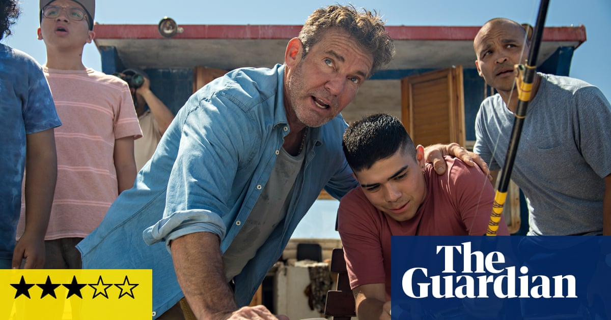Blue Miracle review – Netflix fishing tale is a surprise charmer