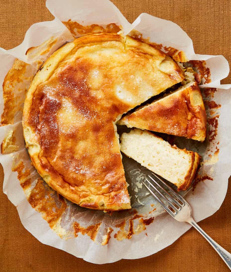 Yotam Ottolenghi's Italian rice cake.