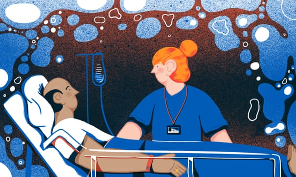 The secret life of an oncologist: witnessing the most
