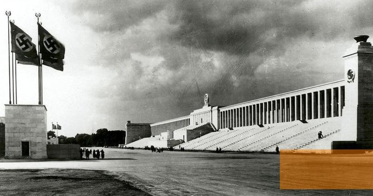 nazi architecture then and now in pictures books