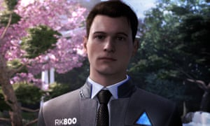 Screenshot from Detroit: Become Human video game