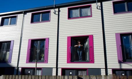 UK's housing stock 'needs massive retrofit to meet climate targets'