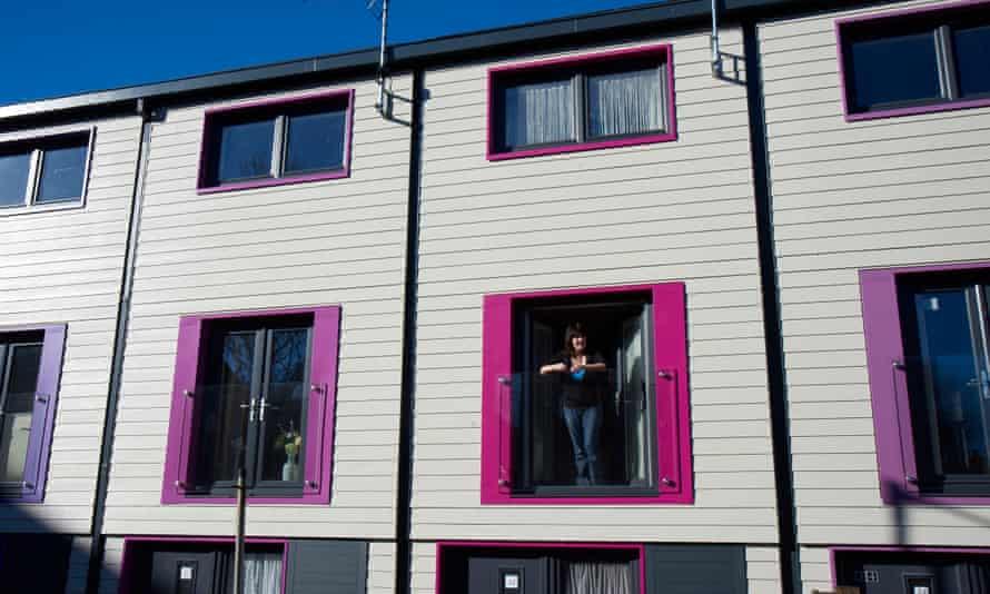 Energiesprong homes in Nottingham