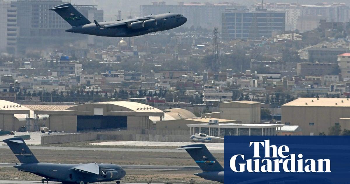 US intercepts rockets targeting Kabul airport as key diplomats fly out