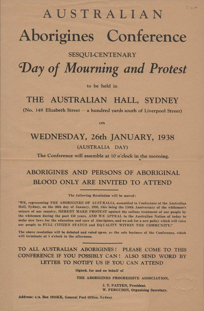 Massacres and protest australia days undeniable history massacres and protest australia days undeniable history australia news the guardian stopboris Images