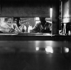 Restaurant Segregation, Mississippi, 1938.