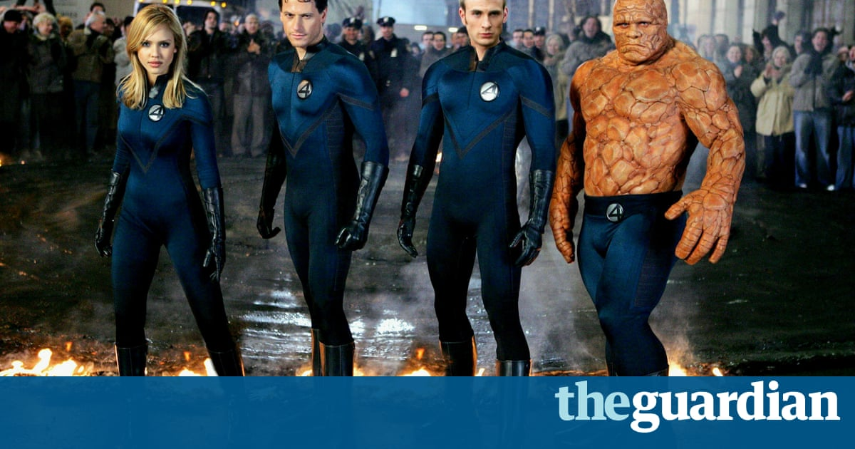 Is Fantastic Four The Most Mismanaged Superhero Franchise Ever - 18 then and now photos of your favourite on screen superheroes