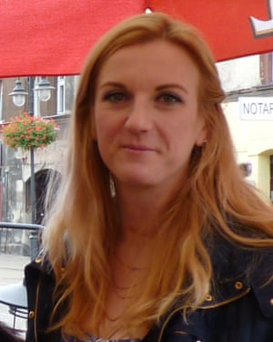 Monika, a paralegal in Glasgow