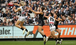 AFL round eight, Blues v Magpies