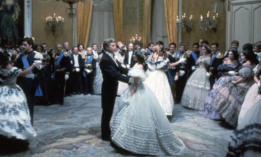 The ballroom sequence of The Leopard, 1963.