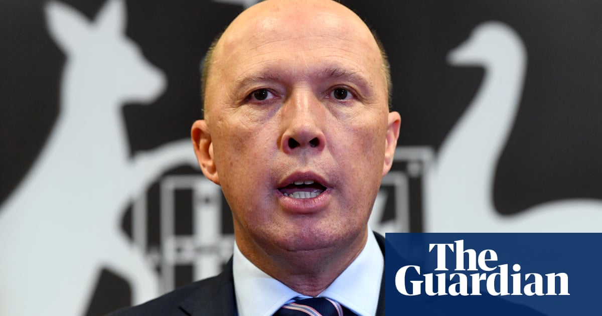 Dutton says AFP must take extra steps before launching raids on the media