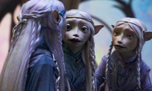 The Dark Crystal: Age of Resistance has a gnarled, organic tone that helps with all the mystic visions and psychic wisdom.