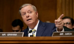 Senator Lindsey Graham has risen to national prominence after turning from ardent critic of Donald Trump to the president's attack dog.
