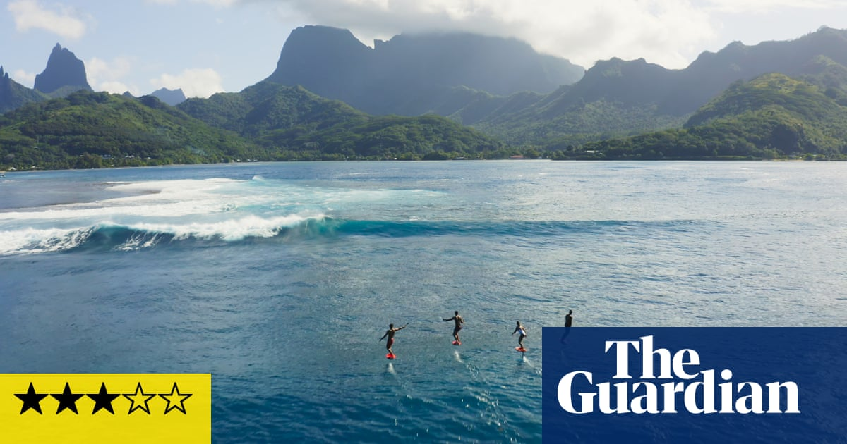 Reset review – beautiful footage of extreme-sports thrill-seekers