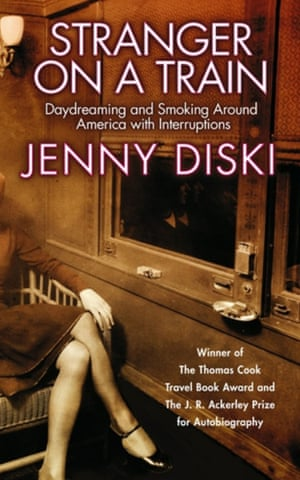Cover of Jenny Diski's Stranger on a Train