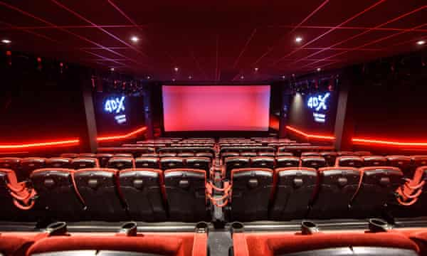 Shaking Seats Water Sprays Scented Air Is 4dx The Future Of Cinema Film The Guardian